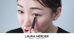 How to:スタイリッシュアイメイク| Laura Mercier