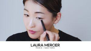 How to:フレッシュアイメイク| Laura Mercier