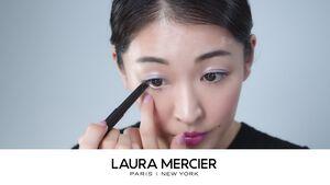 How to:フェミニン アイメイク| Laura Mercier
