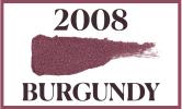 2008 BURGUNDY