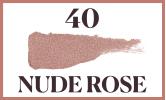 40 NUDE ROSE